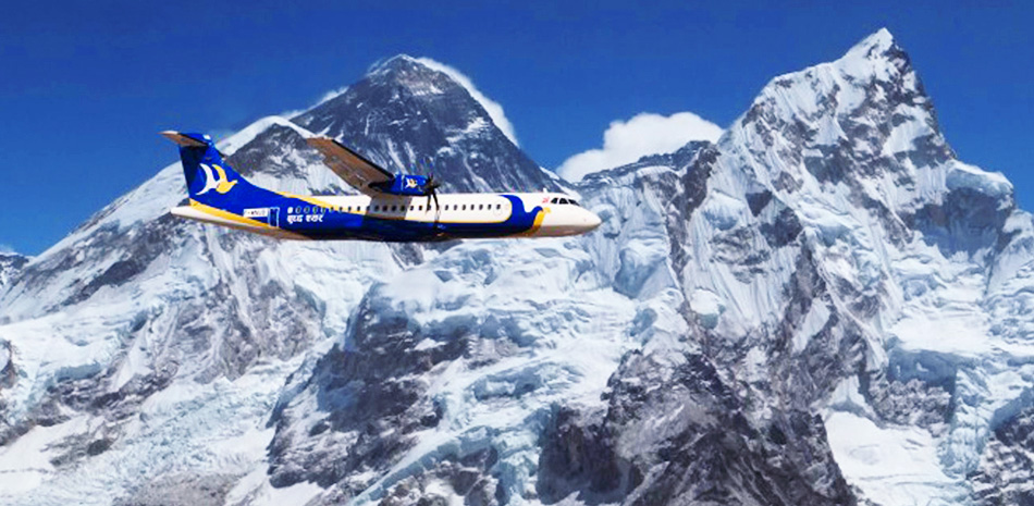 Best Mountain Flight in Nepal with Nepal Trekking Operators
