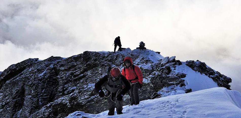 Pisang Peak Climbing with Nepal Trekking Operators