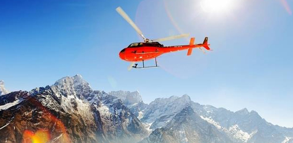 Everest Helicopter Flight Tour