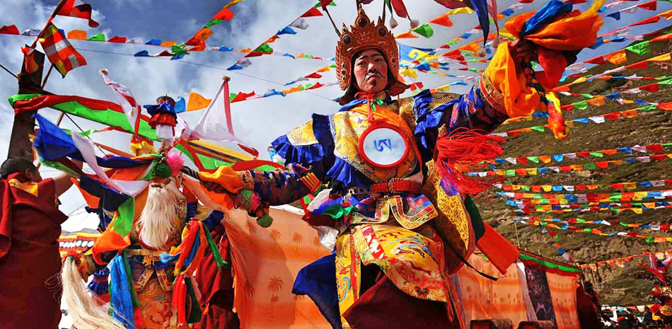 Tibet Cultural Tour with NTO