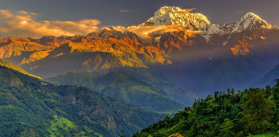 Annapurna Himalayas