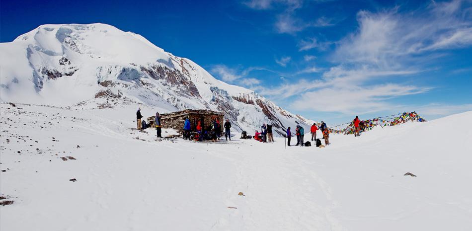 Thorong La and Annapurna Circuit Trek